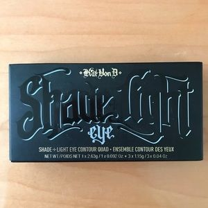 Other - NEW Kat Von D eye palette